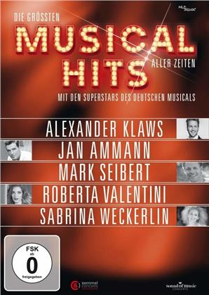 Die grössten Musical Hits aller Zeiten