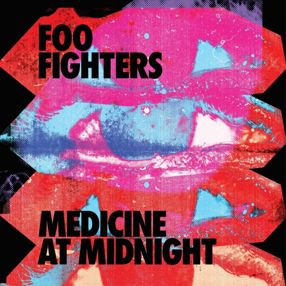 Foo Fighters - Medicine At Midnight (Black Vinyl, 140 Gramm, LP)