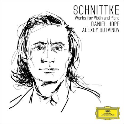 Alfred Schnittke (1934-1998), Daniel Hope & Alexey Botvinov - Works For Violin And Piano