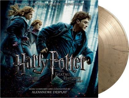 Alexandre Desplat - Harry Potter & The Deathly Hallows Part 1 (2020 Reissue, Music On Vinyl, Limited Edition, Black/Gold Vinyl, 2 LPs)