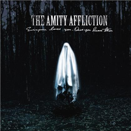 The Amity Affliction - Everyone Loves You... Once You Leave Them (LP)