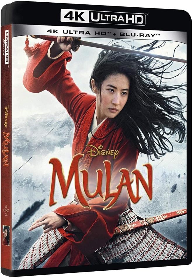 Mulan (2020) (4K Ultra HD + Blu-ray)