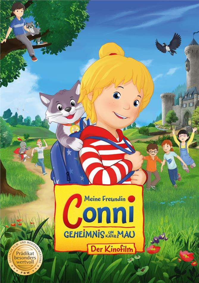 Meine Freundin Conni - Geheimnis um Kater Mau - Der Kinofilm (2020)