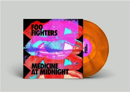 Foo Fighters - Medicine At Midnight (140 Gramm, Limited Edition, Orange Vinyl, LP)
