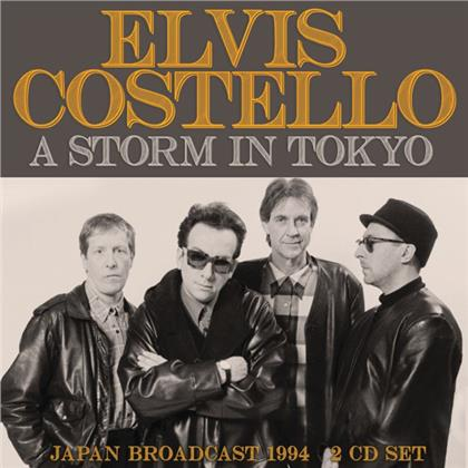 Elvis Costello - A Storm Tokyo (2 CDs)