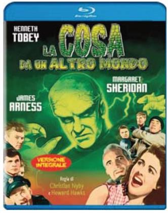 La Cosa da un altro mondo (1951) (Versione Integrale, n/b)