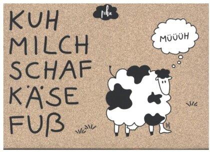 Kuhmilchschafkäsefuss (d)