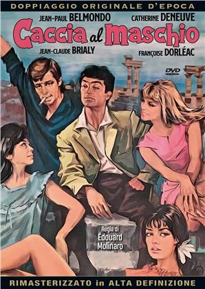 Caccia al maschio (1964) (Doppiaggio Originale D'epoca, HD-Remastered, n/b)