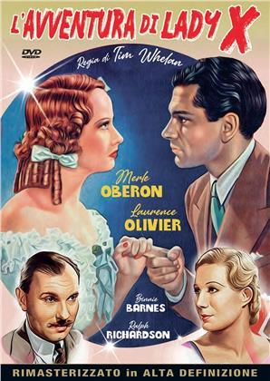 L'avventura di Lady X (1938) (HD-Remastered, n/b)