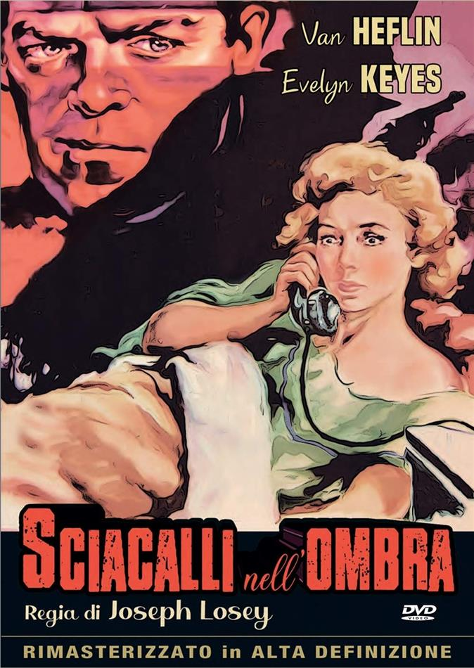 Sciacalli nell'ombra (1951) (HD-Remastered, n/b)
