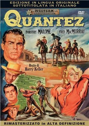 Quantez (1957) (Western Classic Collection, HD-Remastered)