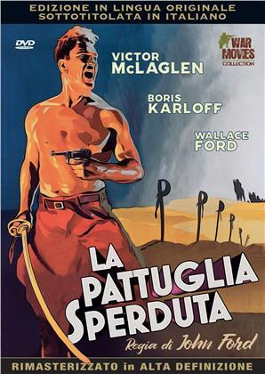 La pattuglia sperduta (1934) (War Movies Collection, HD-Remastered, s/w)