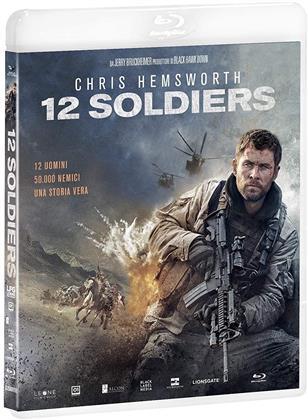 12 Soldiers (2018) (Riedizione)