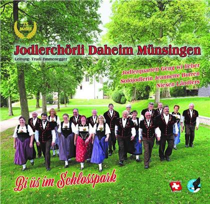 Jodlerchörli Daheim Münsingen - Bi üs im Schlosspark