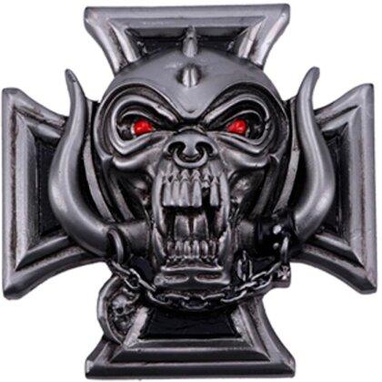 Motorhead - Iron Cross Magnet (6Cm)