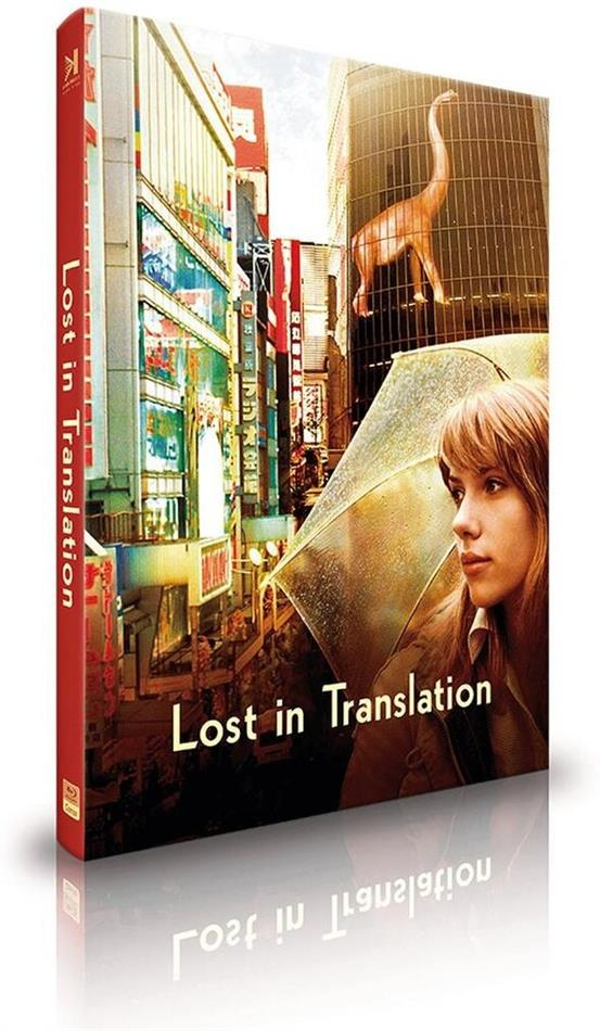 Lost in Translation (2003) (Cover A, Limited Edition, Mediabook, 2 Blu-rays)