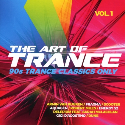 The Art Of Trance – 90s Trance Classics Only (2 CDs)