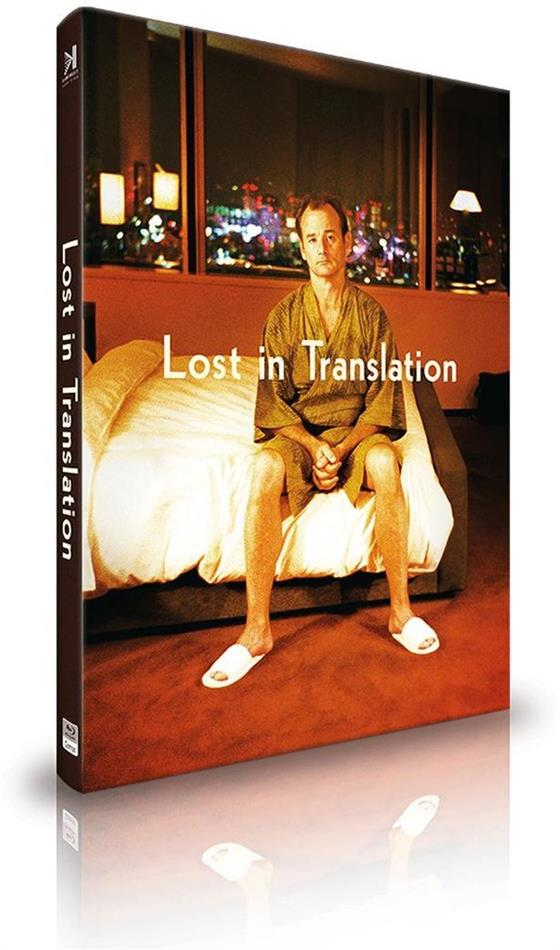 Lost in Translation (2003) (Cover C, Limited Edition, Mediabook, 2 Blu-rays)