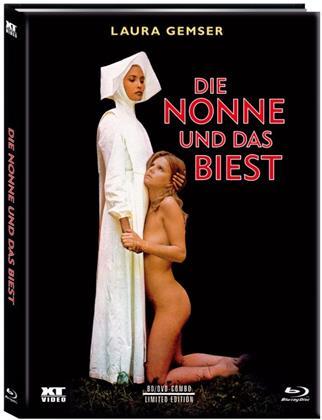 Die Nonne und das Biest (1977) (Cover A, Limited Edition, Mediabook, Blu-ray + DVD)