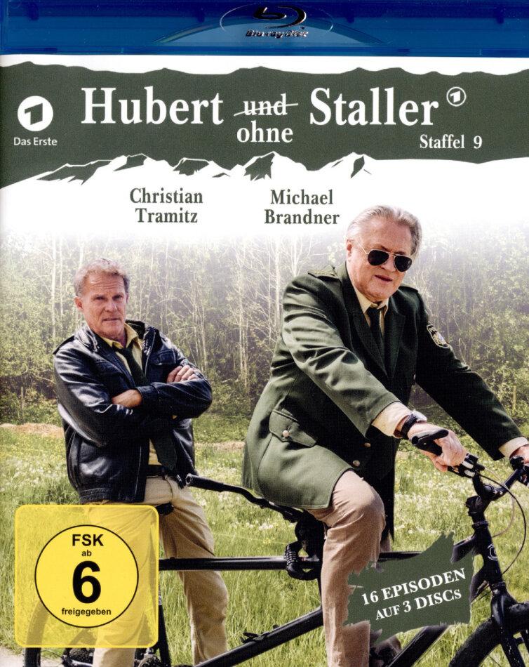 Hubert ohne Staller - Staffel 9 (3 Blu-rays)
