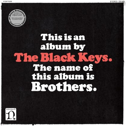 The Black Keys - Brothers (Boxset, Anniversary Edition, Deluxe Edition, 7 LPs)