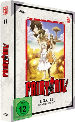 Fairy Tail - Box 11 - Episoden 253-277 (4 DVDs)