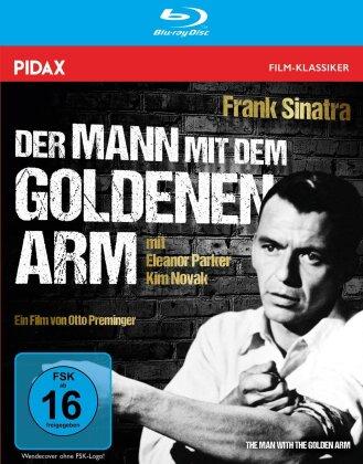 Der Mann mit dem goldenen Arm (1955) (Pidax Film-Klassiker, s/w)