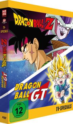 Dragonball Z & Dragonball GT - TV-Specials (2 DVDs)