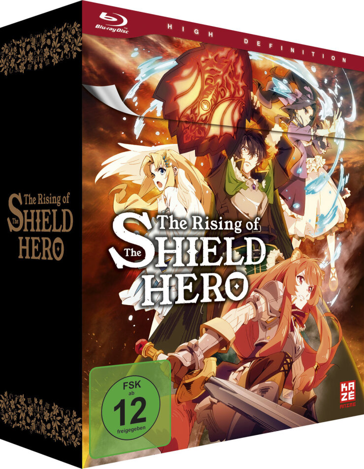 The Rising of the Shield Hero - Vol. 1 (+ Sammelschuber, Limited Edition)