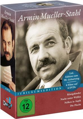 Armin Mueller-Stahl (Jubiläums Edition, Limited Edition, 4 DVDs)