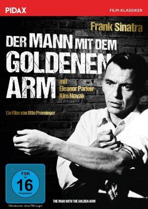 Der Mann mit dem goldenen Arm (Pidax Film-Klassiker, s/w)
