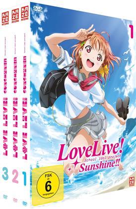 Love Live! Sunshine!! (Gesamtausgabe, 3 DVDs)