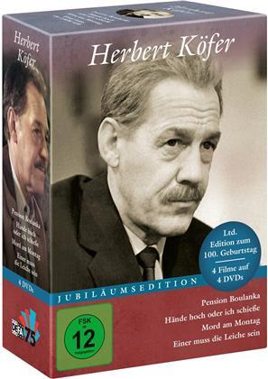 Herbert Köfer - Jubiläumsedition (100th Anniversary Edition, Limited Edition, 4 DVDs)