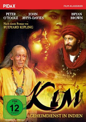 Kim - Geheimdienst in Indien (1984) (Pidax Film-Klassiker)