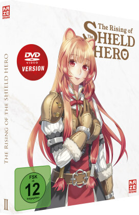 The Rising of the Shield Hero - Vol. 2 (2 DVDs)