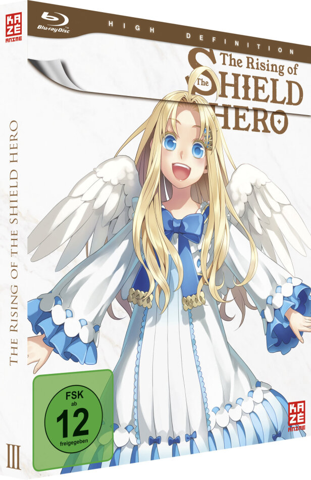 The Rising of the Shield Hero - Vol. 3