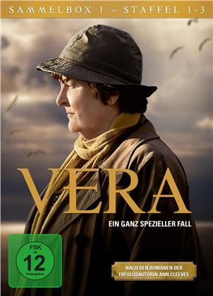Vera - Ein ganz spezieller Fall - Sammelbox 1 - Staffel 1-3 (12 DVDs)