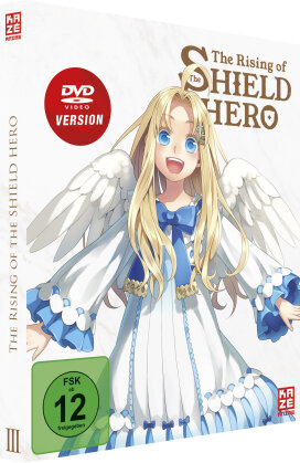 The Rising of the Shield Hero - Vol. 3 (2 DVDs)
