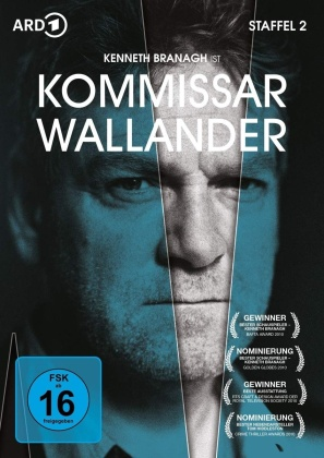 Kommissar Wallander - Staffel 2 (2 DVDs)