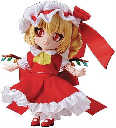 Good Smile Company - Touhou Project Chibikko Doll Flandre Scarlet Actio
