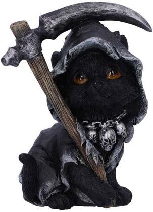 Amara Grim Reaper - Feline Cat Figurine