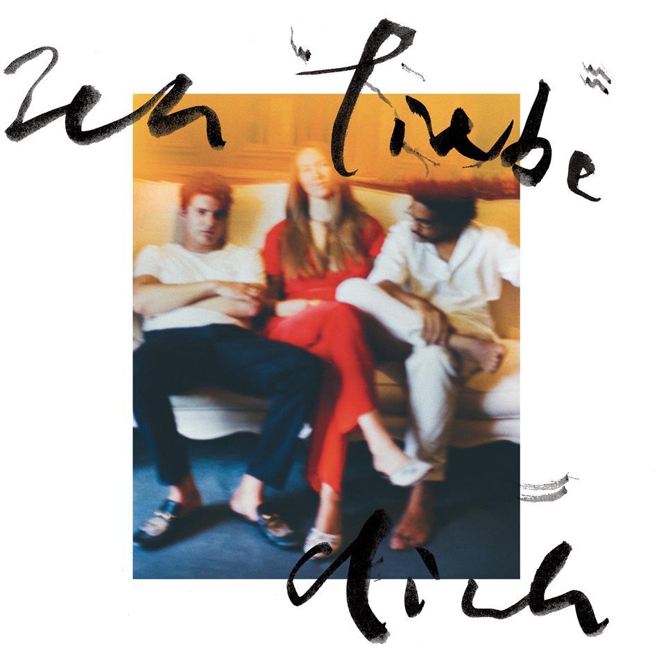 Dino Brandao, Faber & Sophie Hunger - Ich Liebe Dich (LP + CD)