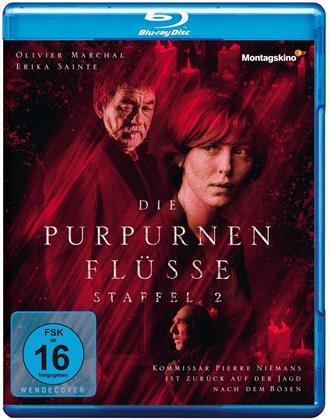 Die purpurnen Flüsse - Staffel 2 (2 Blu-rays)