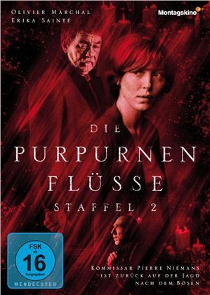 Die Purpurnen Flüsse - Staffel 2 (4 DVDs)