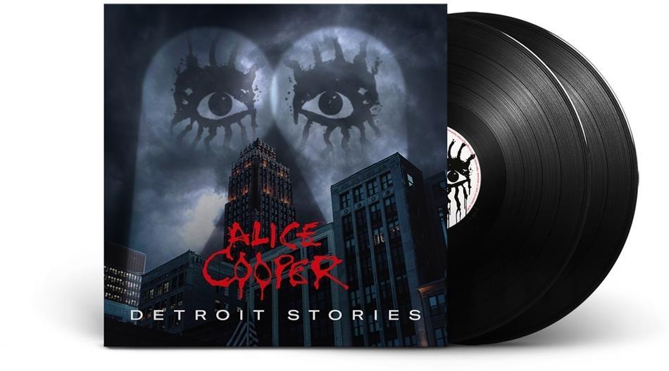 Alice Cooper - Detroit Stories (2 LPs)