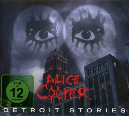 Alice Cooper - Detroit Stories (CD + DVD)