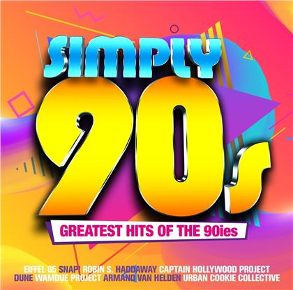 Simply 90s - Greatest Hits Of The 90ies (2 CDs)
