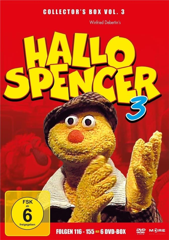 Hallo Spencer - Vol. 3 (Collector's Edition, 6 DVDs)