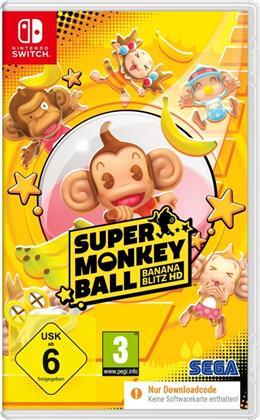 Super Monkey Ball Banana Blitz HD (Code in a Box)
