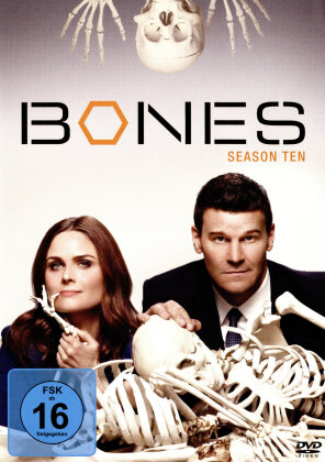 Bones - Staffel 10 (6 DVDs)